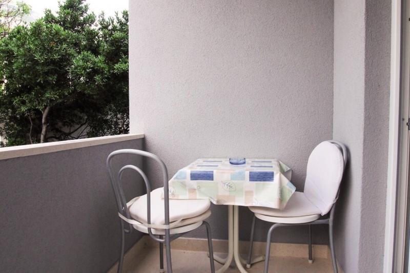 Vuleta Private Studio Apartments Terrasse
