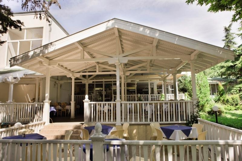 Oasis Hotel Albena Terrasse