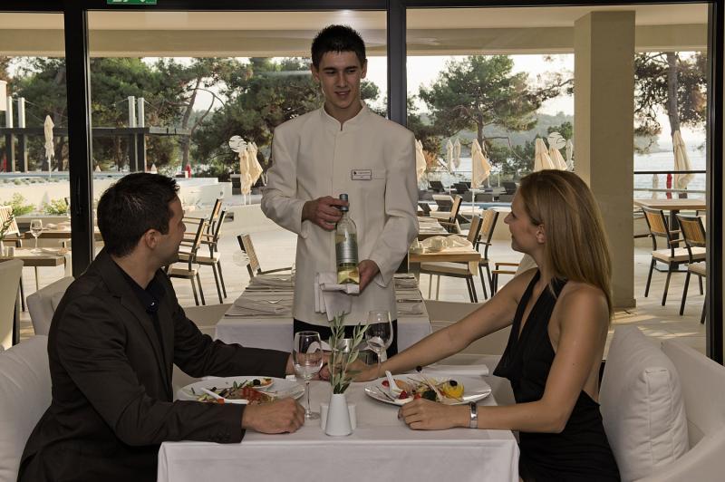 Zelena Laguna Resort - Laguna Parentium Restaurant
