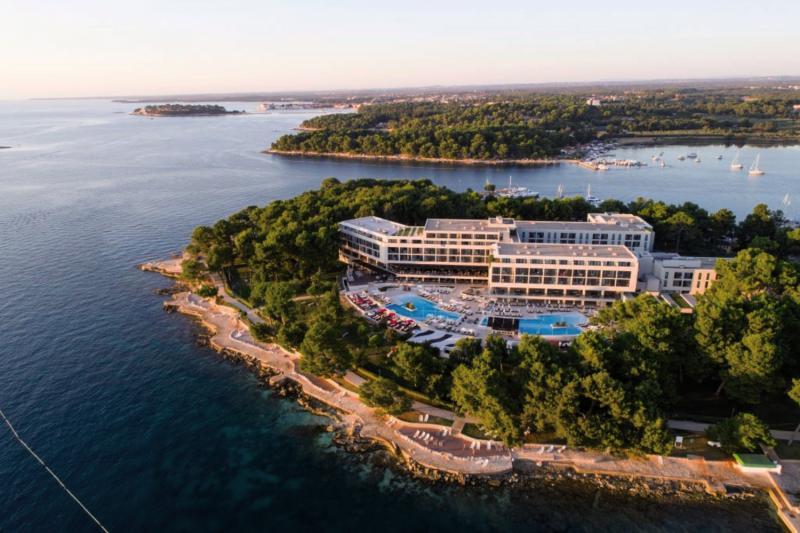 Zelena Laguna Resort - Laguna Parentium Außenaufnahme
