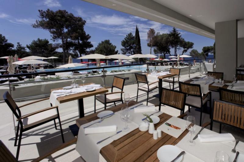 Zelena Laguna Resort - Laguna Parentium Terrasse