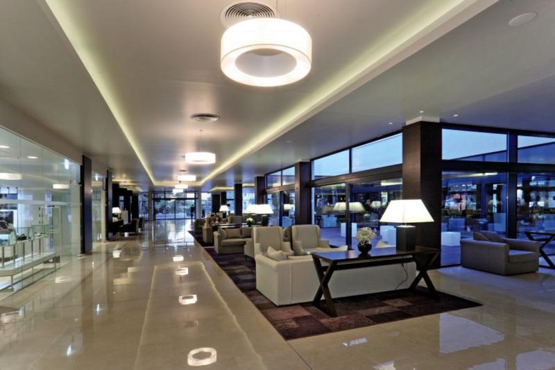 Zelena Laguna Resort - Laguna Parentium Lounge/Empfang