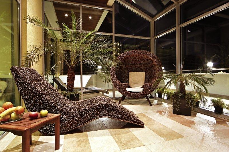 Flamingo Grand Lounge/Empfang