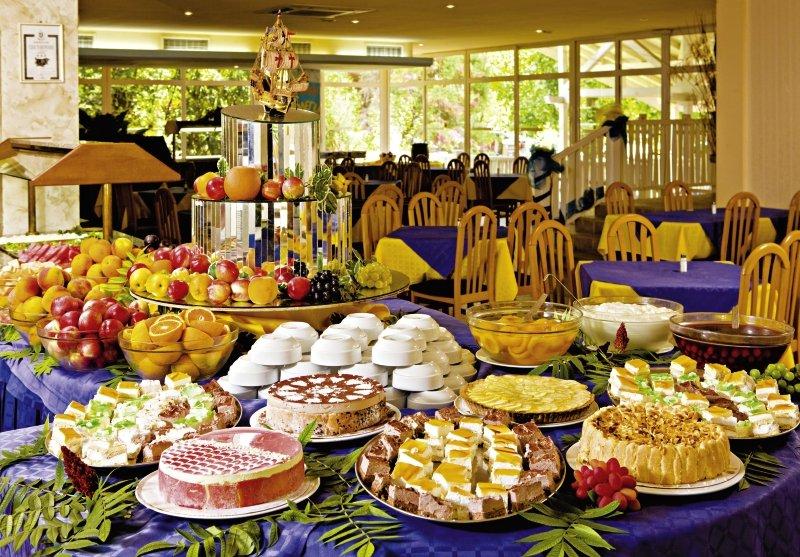Oasis Hotel Albena Restaurant