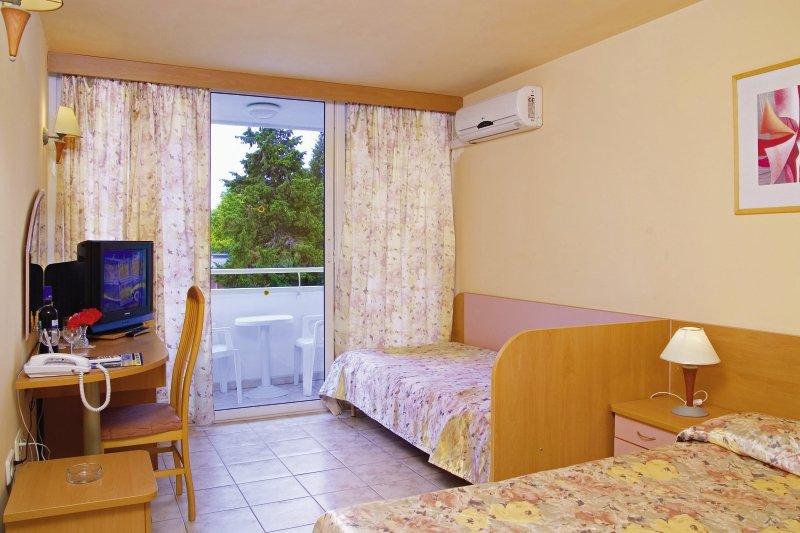 Oasis Hotel Albena Wohnbeispiel