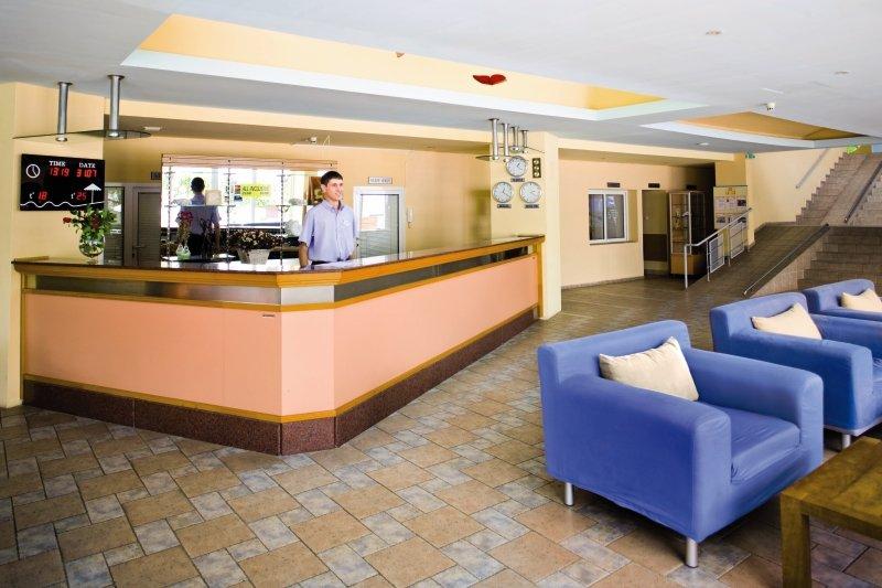 Oasis Hotel Albena Lounge/Empfang