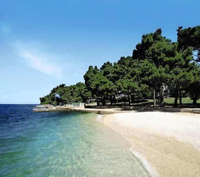 Zelena Laguna Resort - Laguna Parentium Strand