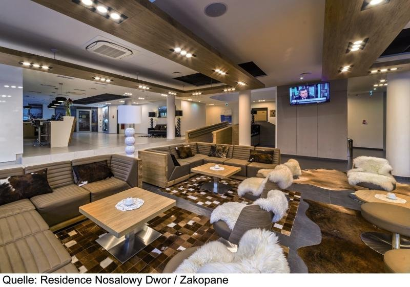 Residence Nosalowy Dwor Lounge/Empfang