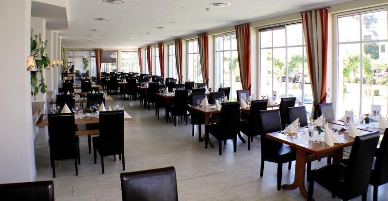 Strandhotel Baabe Restaurant