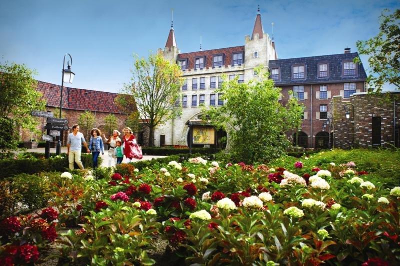 Efteling Village Bosrijk Sport und Freizeit