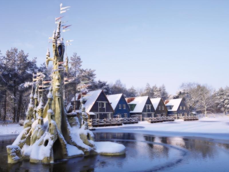 Efteling Village Bosrijk Außenaufnahme