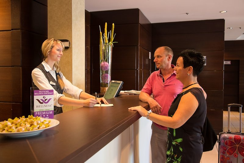 Das Ahlbeck Hotel & Spa Personen