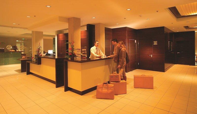 Das Ahlbeck Hotel & Spa Lounge/Empfang