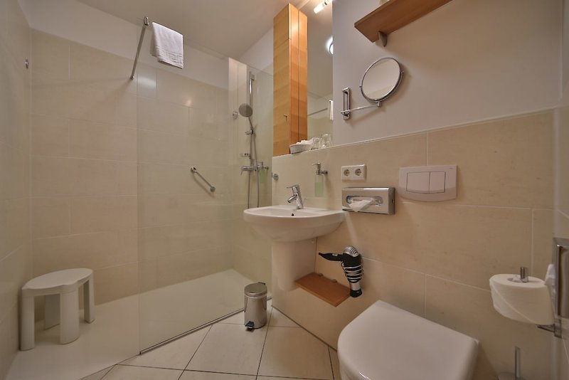 Das Ahlbeck Hotel & Spa Badezimmer