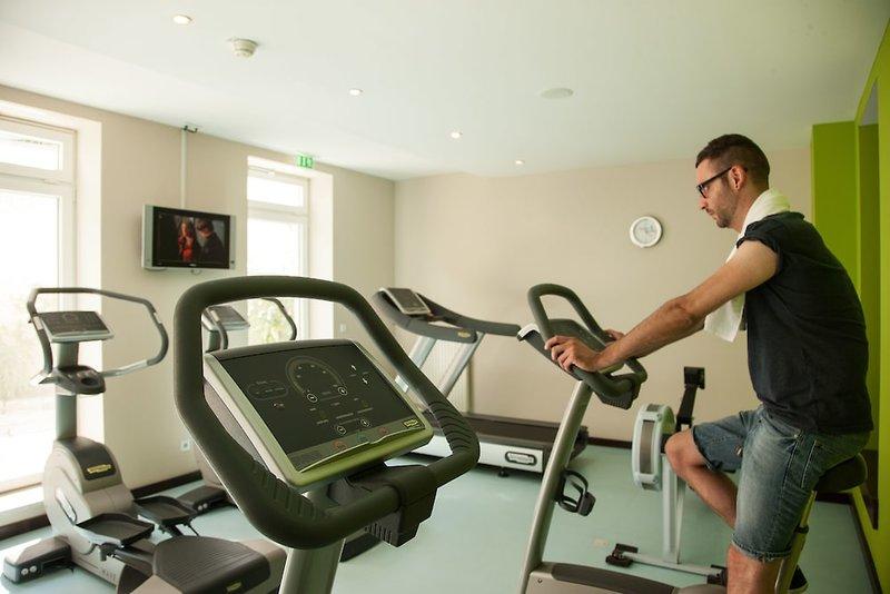 Das Ahlbeck Hotel & Spa Sport und Freizeit