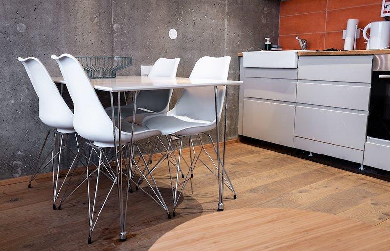 Central Premium Luxury Apartments Wohnbeispiel