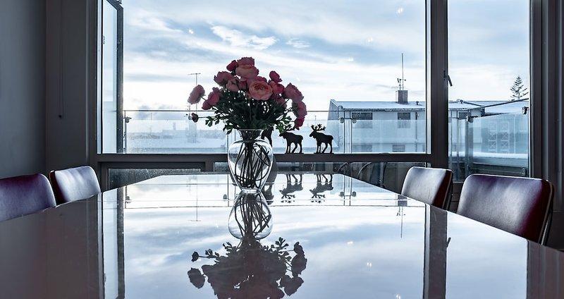 Central Premium Luxury Apartments Terrasse