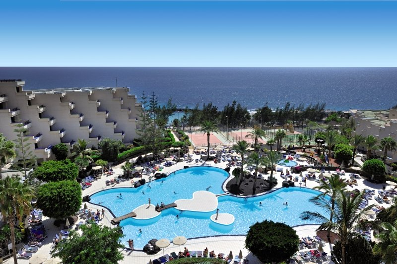 Occidental Lanzarote Playa Außenaufnahme
