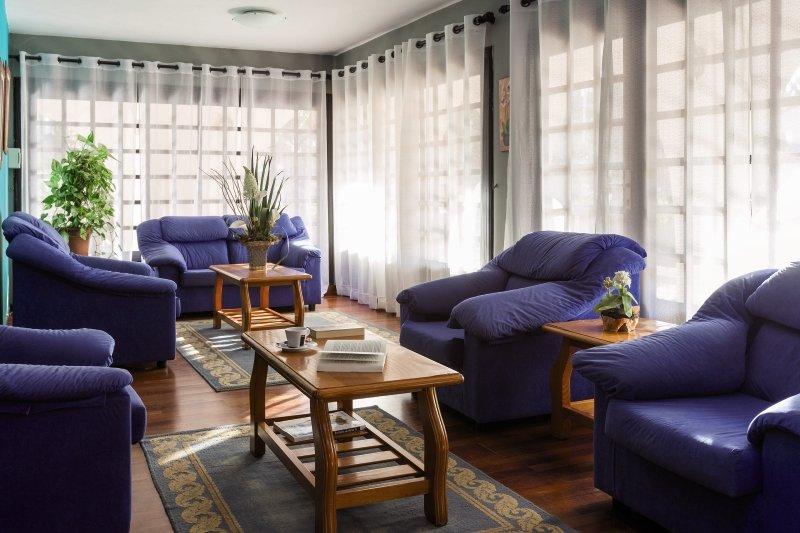 Puerto Caleta Lounge/Empfang