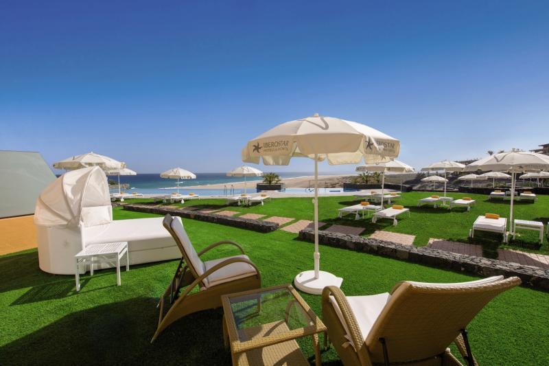 Iberostar Playa Gaviotas Garten