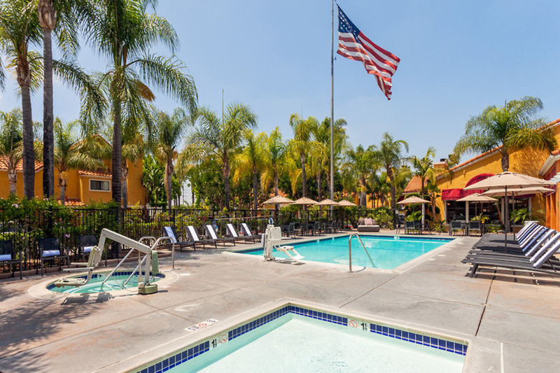 Residence Inn by Marriott Anaheim Maingate Pool