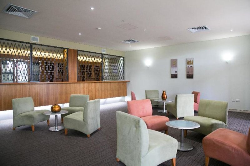 Mounts Bay Waters Lounge/Empfang