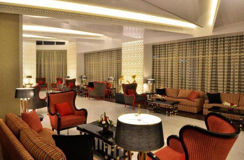 Swiss-Belhotel Seef Lounge/Empfang