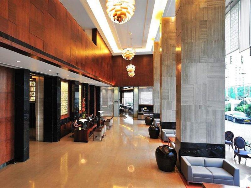 Anya Gurgaon Lounge/Empfang