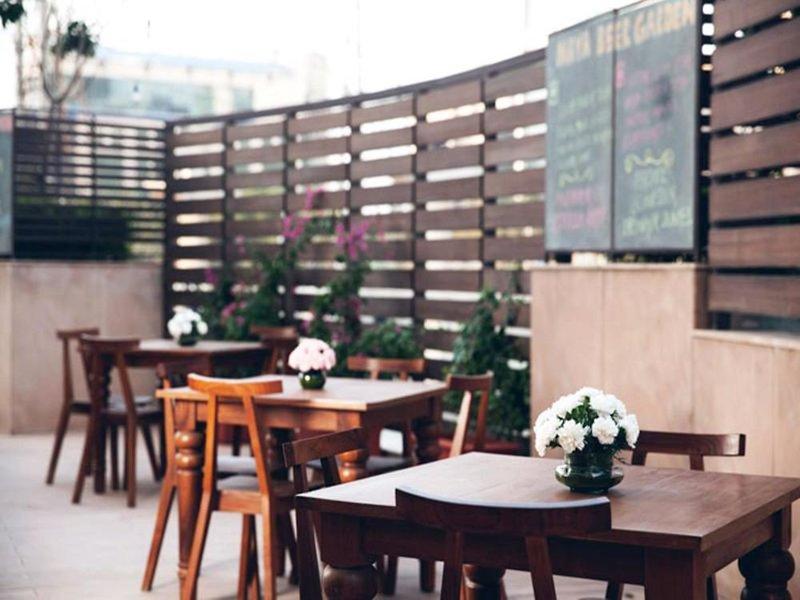 Anya Gurgaon Terrasse