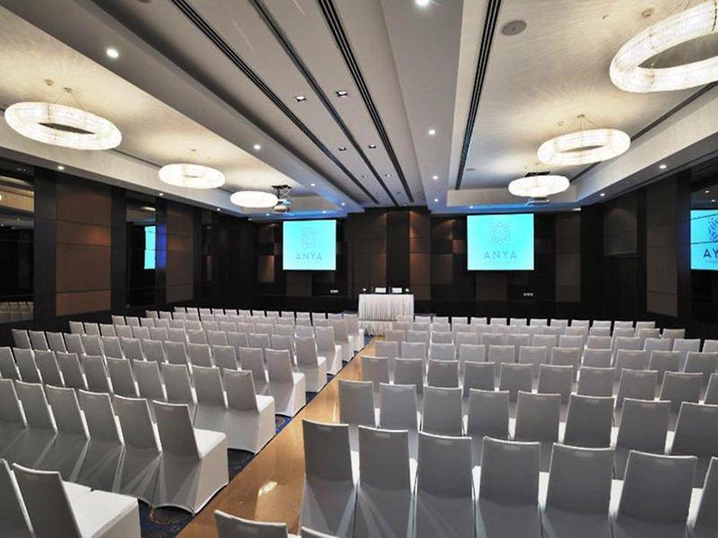 Anya Gurgaon Konferenzraum