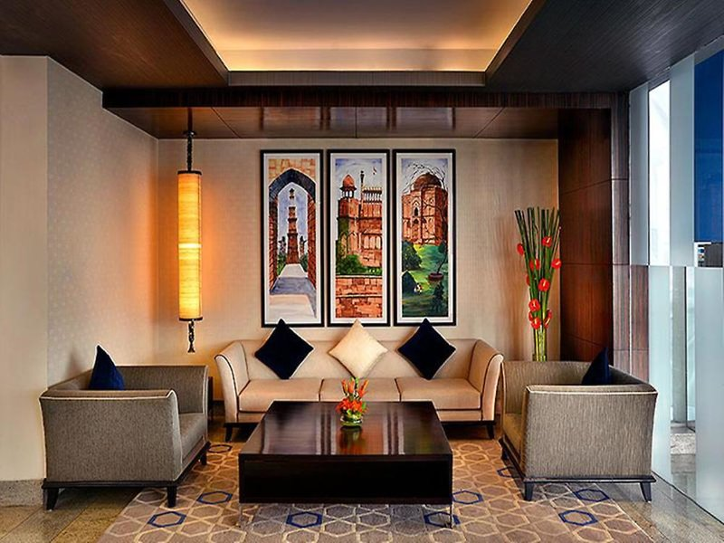 Four Points by Sheraton New Delhi Airport Highway Lounge/Empfang