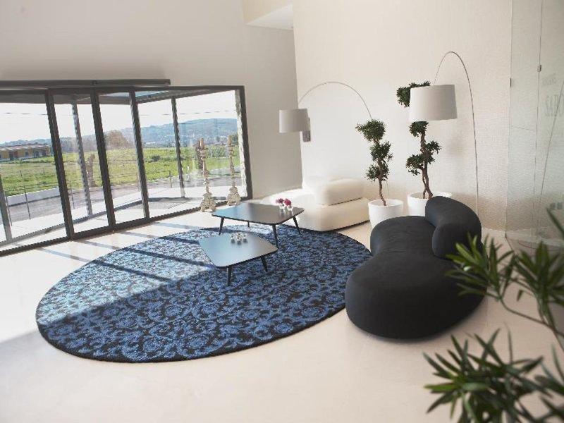 Real Abadia Congress & Spa Lounge/Empfang
