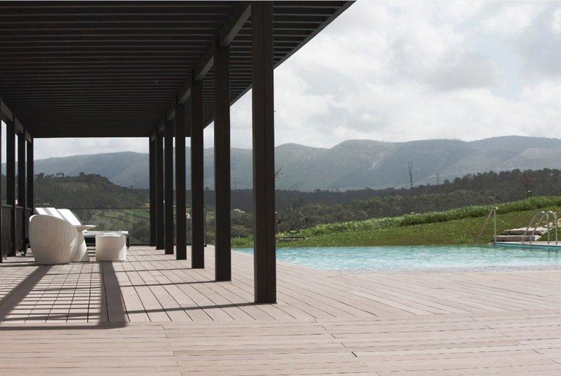 Real Abadia Congress & Spa Terrasse