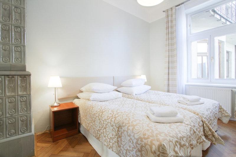 Krakow City Apartments Wohnbeispiel