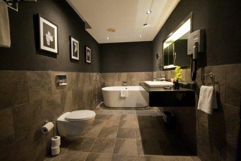 Montefiore Badezimmer