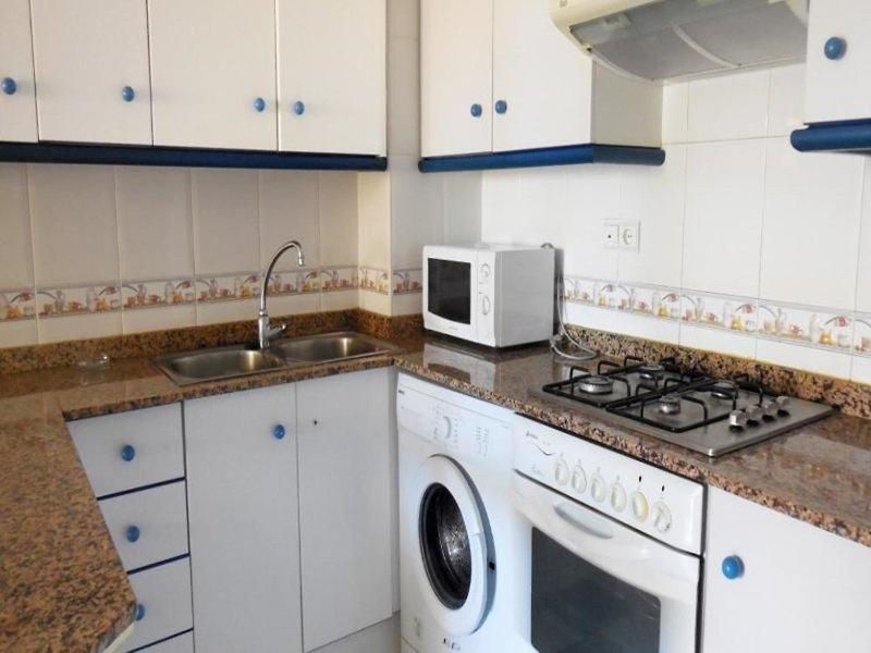 Apartamentos Bonaire 3000 Badezimmer