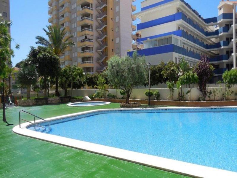 Apartamentos Bonaire 3000 Außenaufnahme