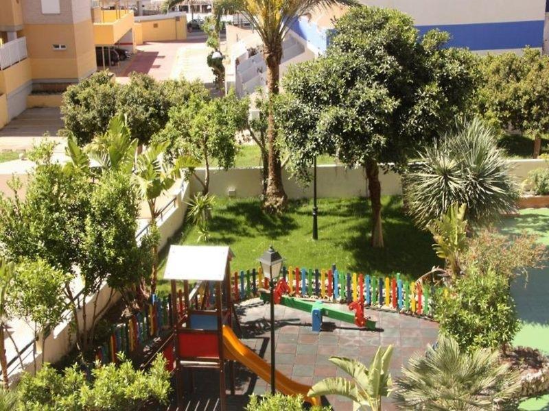 Apartamentos Bonaire 3000 Garten