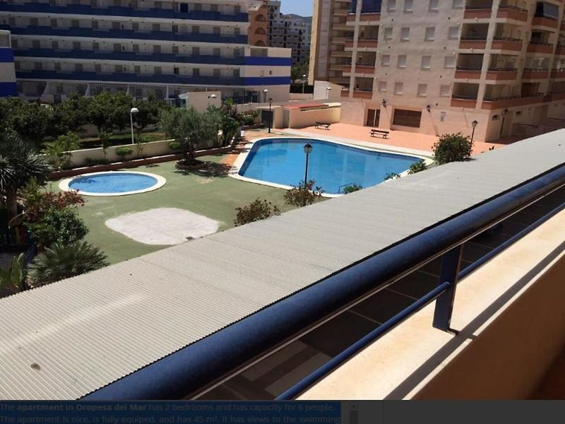 Apartamentos Bonaire 3000 Pool