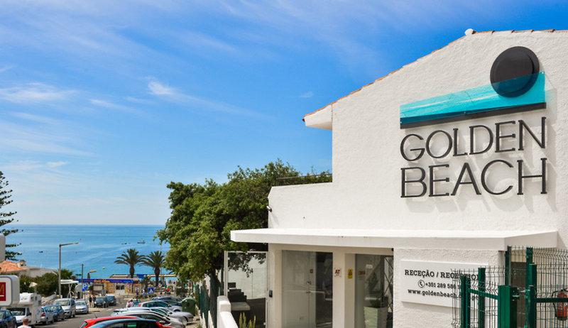 Golden Beach by 3HB Außenaufnahme