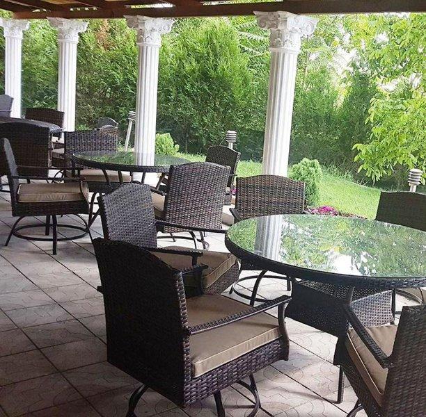 Hotel Elit Palace & Spa Terrasse