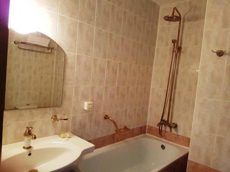 Hotel Elit Palace & Spa Badezimmer
