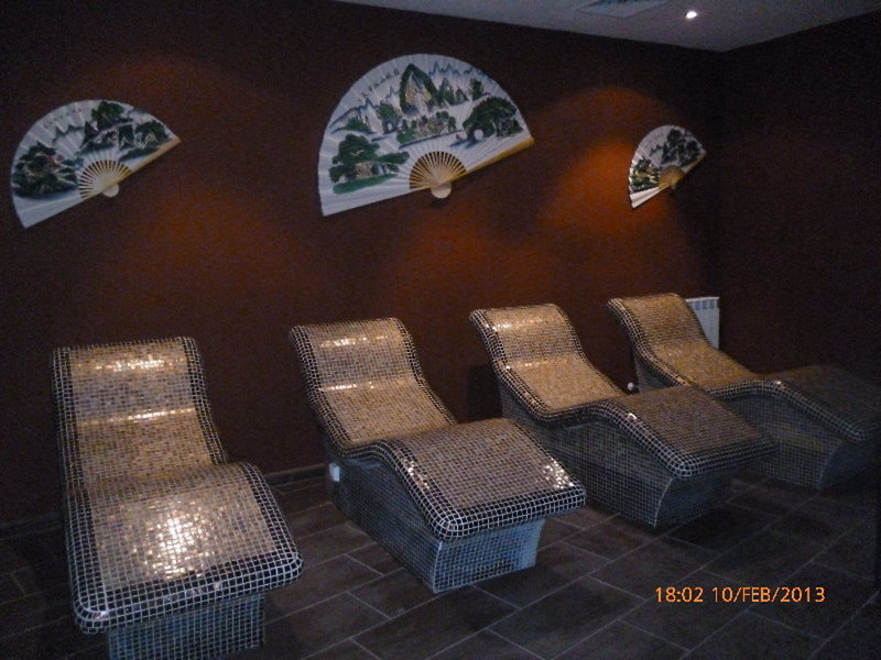 Hotel Elit Palace & Spa Lounge/Empfang