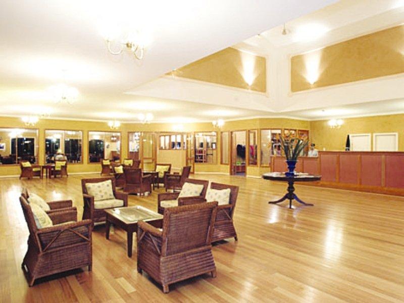 Tidal Waters Resort Lounge/Empfang