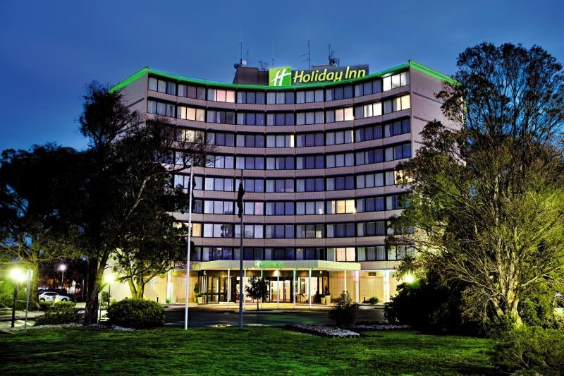 Holiday Inn Melbourne Airport Außenaufnahme