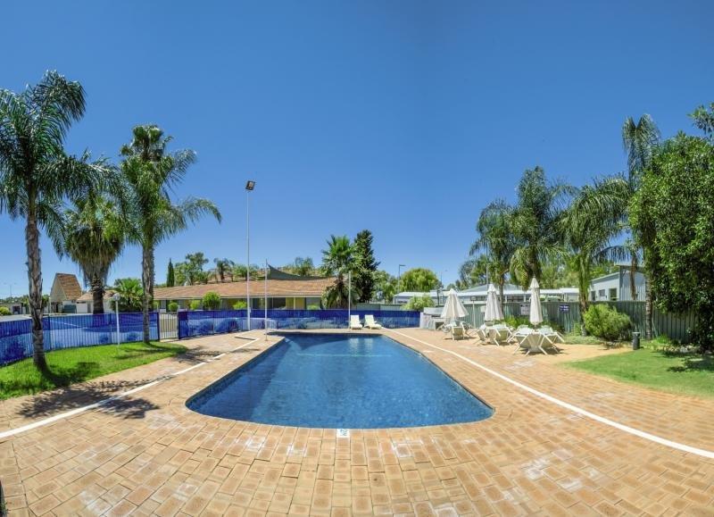 Best Western Hospitality Inn Kalgoorlie Pool