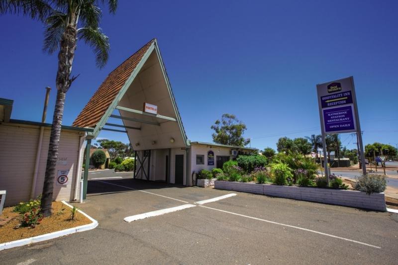 Best Western Hospitality Inn Kalgoorlie Außenaufnahme