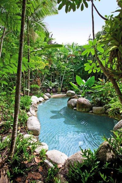 Silky Oaks Lodge & Healing Waters Spa Pool