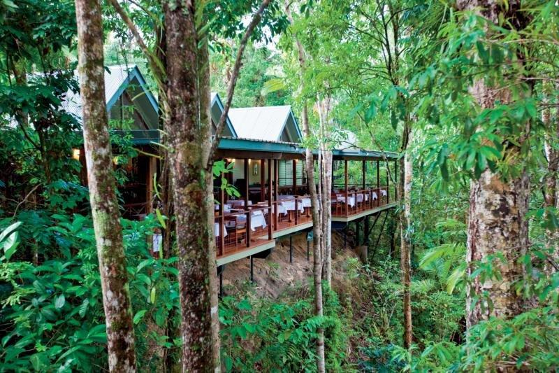 Silky Oaks Lodge & Healing Waters Spa Restaurant
