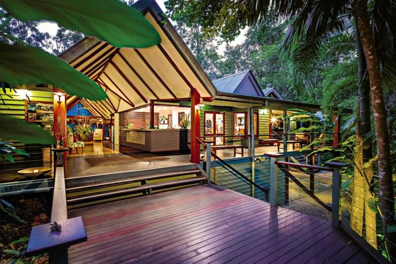 Silky Oaks Lodge & Healing Waters Spa Außenaufnahme